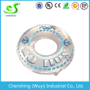 PVC Inflatable Swim Ring for Girl