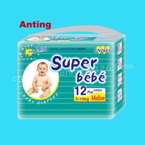 High Quality Best Price Disposable Sleepy Baby Diaper pictures & photos