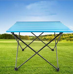 Bag Portable Aluminum Alloy Table Outdoor Folding Desk Picnic Dining Camping