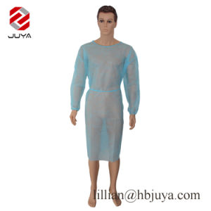 Disposable SMS Surgical Isolation Gown