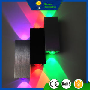 6W LED Holiday Party Decorative Wall Light