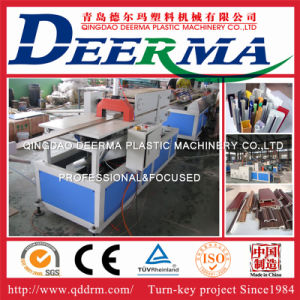 2014 PVC WPC Door/Frame Profile Making Machine pictures & photos