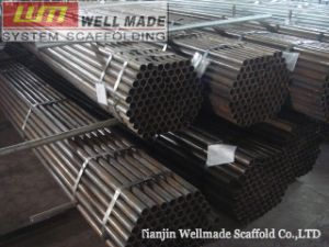 Bs1139 Q345 Welded Carbon Steel Scaffolding Pipe pictures & photos