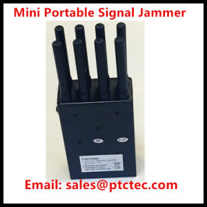 Mini Portable GPS Mobile Phone Jammer pictures & photos