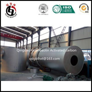 America Project Activated Carbon Automatic Machinery From Shandong Guanbaolin Group pictures & photos