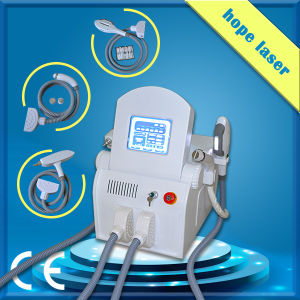 Fractional Thermal RF + IPL +Ultrasound Cavitation Multifunction Machine pictures & photos
