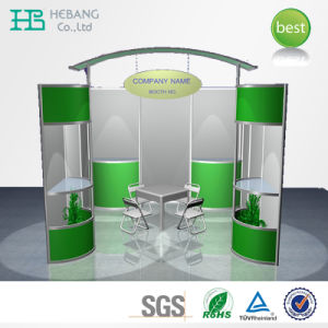 3X3 Modern Aluminum Exhibition Booth System Display pictures & photos