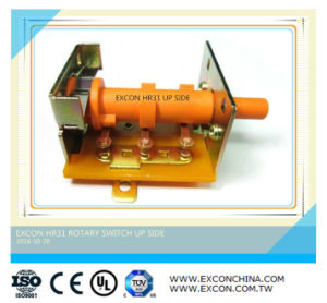 Rotary Switch Hr31 8 Position for Electrical Appliance