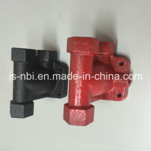 Mold Iron Foundry Castings for Sand Casting with Two Colors pictures & photos