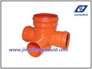 U-PVC Drainage Fitting System Mold Verified by ISO pictures & photos
