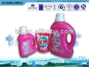 Good Quality Laundry Liquid Detergent for Clothes Clean and Care in Bottle and Use by Washing Machine