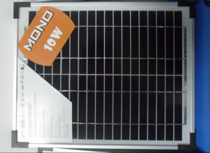 Best Selling Momo 10W Small Power Solar Panel for Lighting