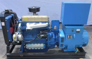 20kw Inductrial Genset, Emergency or Factory Used pictures & photos