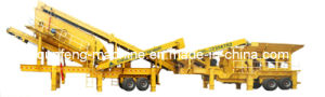 Mobile Building Waste Block Production Line pictures & photos