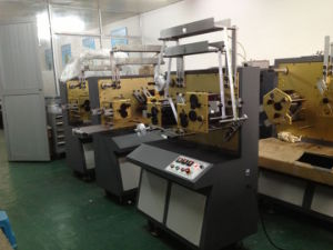 Flexographic High-Speed Label Printing Machine (HY2001) pictures & photos