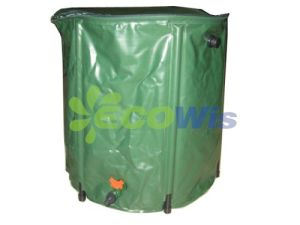 Rain Barrel Rainwater Water Tank Bag Flexible Water Container pictures & photos