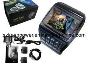 Avatar Et-1 Quadband Touch Screen Watch Mobile Phone pictures & photos