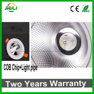 Good Quality 12W AC85-265V White COB LED Downlight pictures & photos