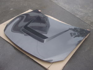 Hood Carbon Fiber for Subaru Brz Vs Style pictures & photos