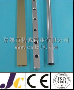 Customized Aluminum Tube, Aluminum Extrusion Pipe (JC-P-80045) pictures & photos