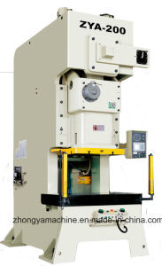 High Precision Crank Pneumatic Power Press Machine Zya-200ton pictures & photos