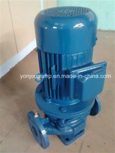 Isg Water Pump Pipe, Small Centrifugal Pump, Vertical Centrifugal Pump pictures & photos