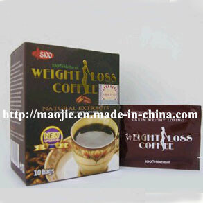 Green Weight Loss Coffee for Men and Women (MJ-WL858) pictures & photos
