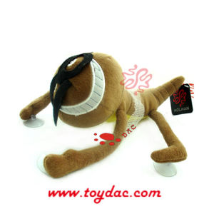 Plush Cartoon Insect Toy