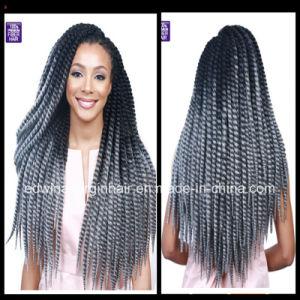 Wholesale Beautiful Color Senegalese Dreadlocks Mambo Twist Braiding  Extension Hair