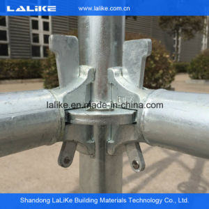 Qsround Universal Costruction Galvanized Steel Scaffold Ringlock Scaffolding