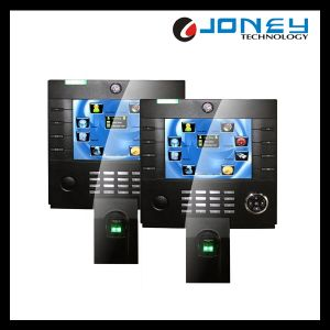 Biometric Access Control and Time Attendance with Zk Software Made in China pictures & photos
