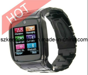 "1.5"" IPS Touch Screen Watchphones, Quad Band pictures & photos"