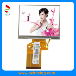 3.5 Inch TFT LCD Touch Screen with 320*480 Resolution pictures & photos