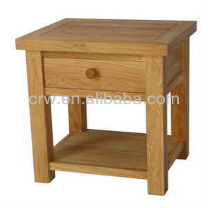 OA-4005 Solid Oak Side Table pictures & photos
