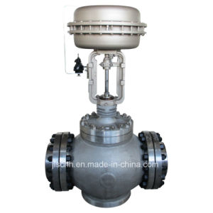 High-Pressure Balanced Single-Seated Control Valve K1504