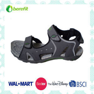 TPR Sole and PU Upper, Comfortable Wear Feeling, Sandals pictures & photos
