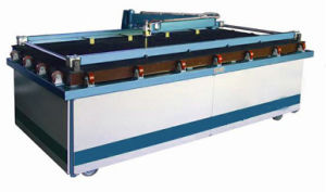 Shaped Glass Cutting Machine (GM014) pictures & photos