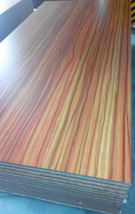 Glossy Wooden Door From UV MDF (ZH-3942) pictures & photos