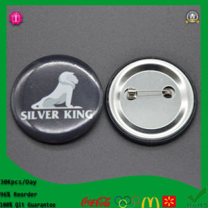 40 Iron Bottom 4c Paper Print Logo Button Badge pictures & photos