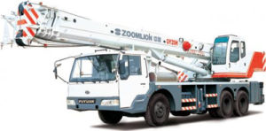 Zoomlion 20ton Truck Crane Qy20h431 pictures & photos
