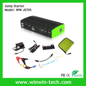 Multi Function 12000mAh 12V Car Emergency Power Vehicle Jump Starter