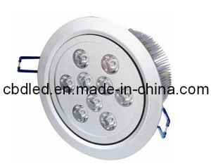 9*3W LED Ceiling Light with CE RoHS Certificate