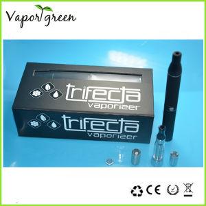 China New Unique Trifecta E-Cig Kits with Dry Herb, Wax, E
