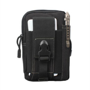 Outdoor Sports Bag Multi-Functional Wallet Zero Wallet Wear Leather Belt Casual Mobile Phone Bag (GB#C6) pictures & photos