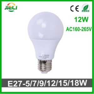 Wholesale Good Quality SMD2835 12W LED Round Bulb pictures & photos