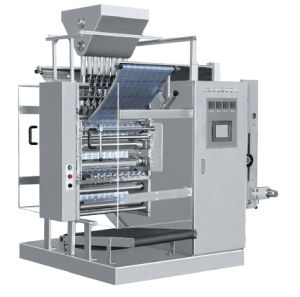 Four Edges Bag Sealing Packing Machine