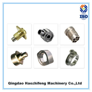 Custom OEM CNC Machining Round Stainless Steel Cylinder pictures & photos