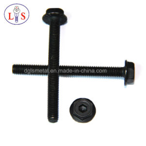Hexagonal Socket Machine Screw with Washer Hex Head Flange Bolt pictures & photos