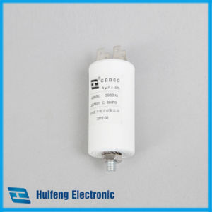 Cbb60 Motor Run Capacitor Pins Series pictures & photos