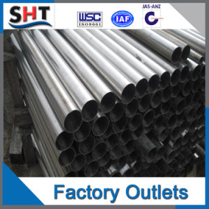 304L Welded Stainless Steel Pipe pictures & photos